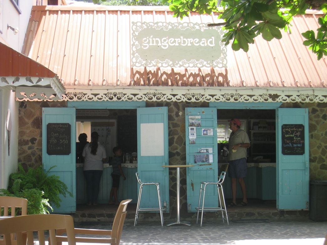 The Gingerbread Cafe
